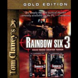 Tom Clancy's Rainbow Six 3: Gold