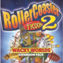 Roller Coaster Tycoon 2 Wacky Worlds Expansion Pack